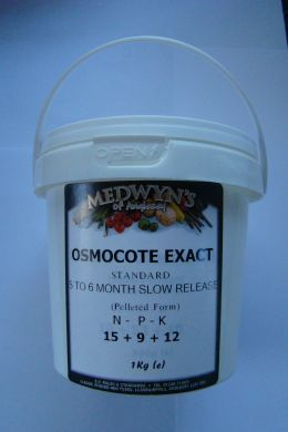 OSMOCOTE EXACT STANDARD (Slow Release Fertiliser 5-6 months)