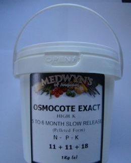 OSMOCOTE EXACT HIGH K (High Potash Slow Release Fertiliser 5-6 months)