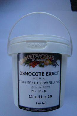 OSMOCOTE EXACT HIGH K (High Potash Slow Release Fertiliser 5-6 months)