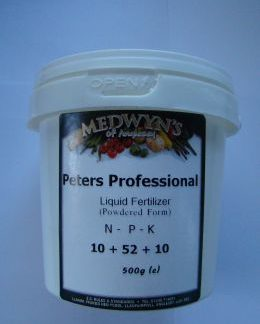 Liquid Feed - Peters Professional 10+52+10