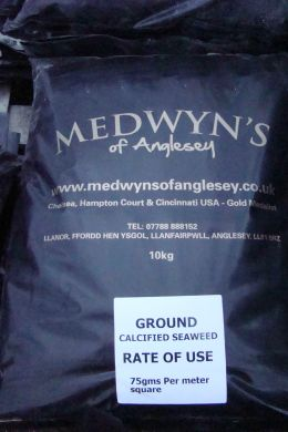 10KG - MEDWYNS GENUINE GROUND CALCIFIED SEAWEED (Exclusively sourced) 10KG