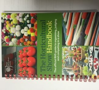 The Royal Horticultural Society Show Handbook