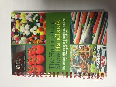 The Royal Horticultural Society Show Handbook